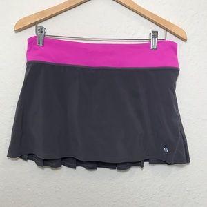 Lululemon Ruffle Skirt